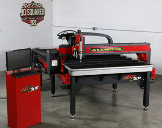 Picture of MAD Series CNC Plasma Table